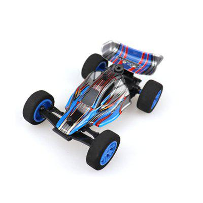 2.4G Wireless Mini RC Remote Control Cars Proportion Throttle Speed Car Drift Remote Control Electric Toy Car Model