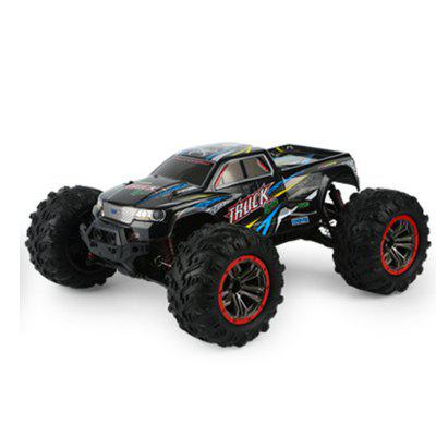 9125 1:10 High-speed Remote Control Car Four-wheel Drive Off-road Monster Truck 2.4G Children Electric Toy Model