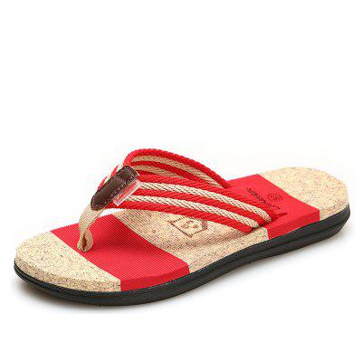 EVA Mens Slippers Couple Korean Beach