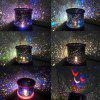 Starry Star Master Gift Led Projector Night Light - BLUE