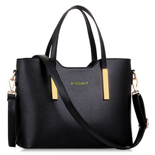 674be43a02 Stunning Metallic and Solid Color Design Women s Tote Bag -  28.59 Free  Shipping