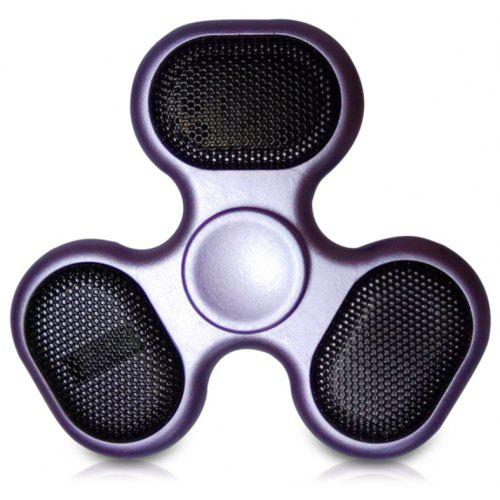 45cdd565b5992 LED Bluetooth Speaker Musical Triangle Hand Spinner