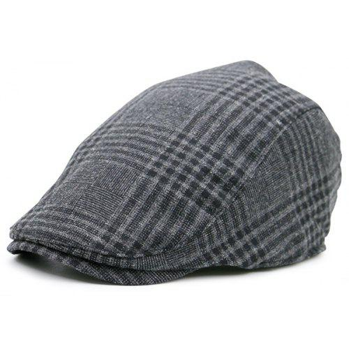 Striped Checked Vintage Newsboy Hat -  5.89 Free Shipping 830cbe0d856