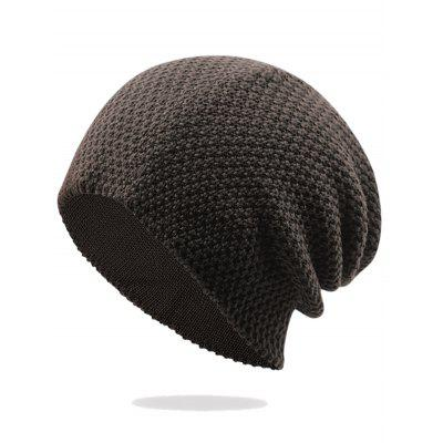 Outdoor Thicken Slouchy Knit Beanie