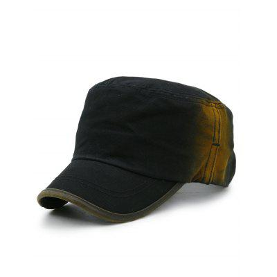 Outdoor Line Embroidery Gradient Color Military Hat