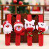 Santa Claus Cartoon Animal Decorated Bracelet - RANDOM COLOR PATTERN
