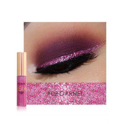 Professioneller Make-up-Glitter-Flüssiger Lidschatten
