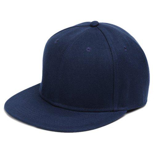 Outdoor Line Embroidered Flat Brim Baseball Hat - PHP374.27 Fast ... 105b3e6efe52