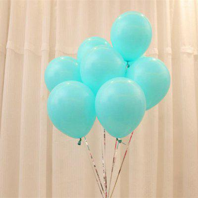 100pcs 10 Inch Latex Balloons Party Festival Decorations