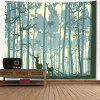 Forest Two Deer Pattern Wall Art Tapestry - COLORMIX
