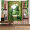 Peacock 3D Print Wall Art Tapestry - COLORMIX