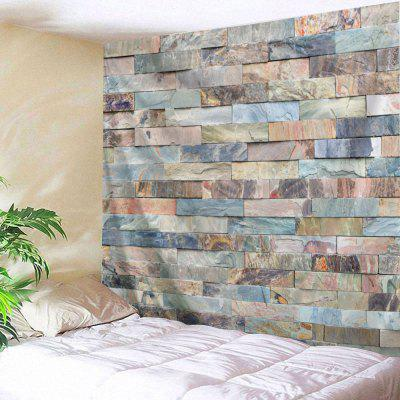 Brick Wall Print Tapestry Wall Decoration