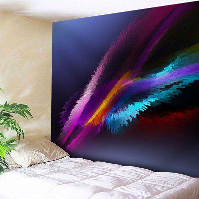 Abstract Painting Printed Waterproof Wall Art Tapestry