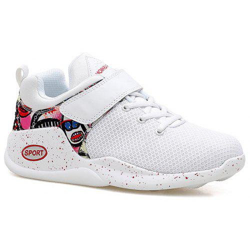Color Blocking Breathable Sneakers -  39.55 Free Shipping 5e2484bb13dd