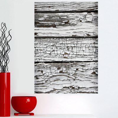 Deadwood Bark Pattern Canvas Painting