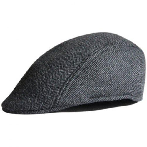 874dcf7fa36 Vintage Herringbone Pattern Newsboy Hat - PHP384.95 Fast Shipping ...