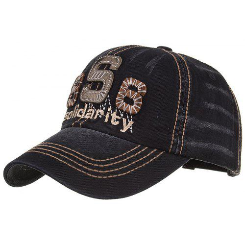Unique Solidarity Embroidery Adjustable Baseball Hat -  4.50 Free ... 2cb36eac392