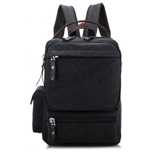 Canvas Travelling Backpack -  24.75 Free Shipping e6788e781ecf4