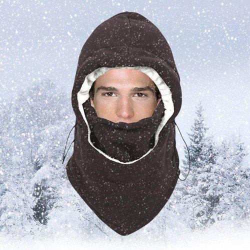 0c0e313bed7 Winter Face Mask Thermal Warm Fleece Cover