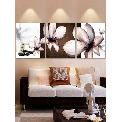Pétale imprimé Home Decor Wall Art peinture