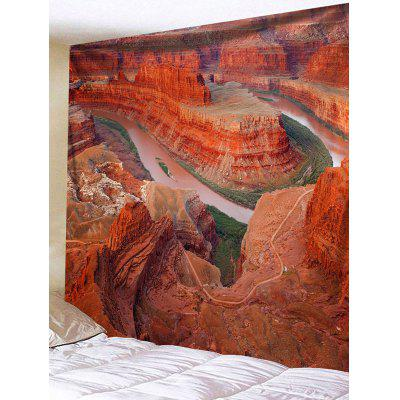 Dead Horse Point Print Tapestry Wall Hanging Decor