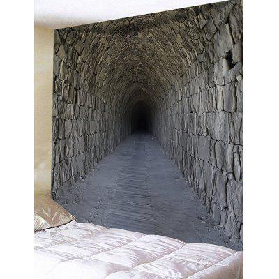 Underground Tunnel Printed Wall Hanging Tapestry