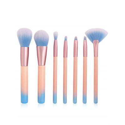 Professional 7Pcs Super Soft Makeup Brush Set