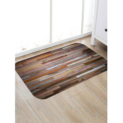 Wood Grain Pattern Indoor Outdoor Area Rug