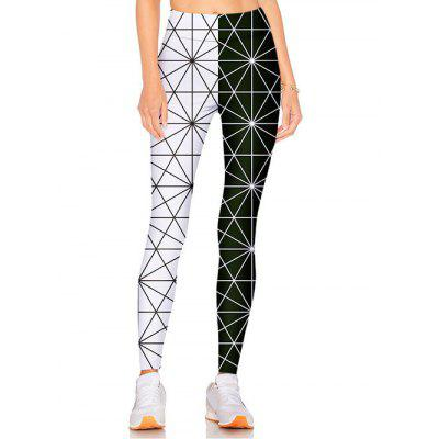 Spidernet Pattern Leggings