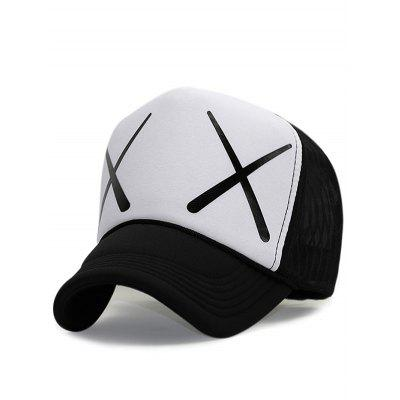 Unique XX Printed Adjustable Baseball Cap