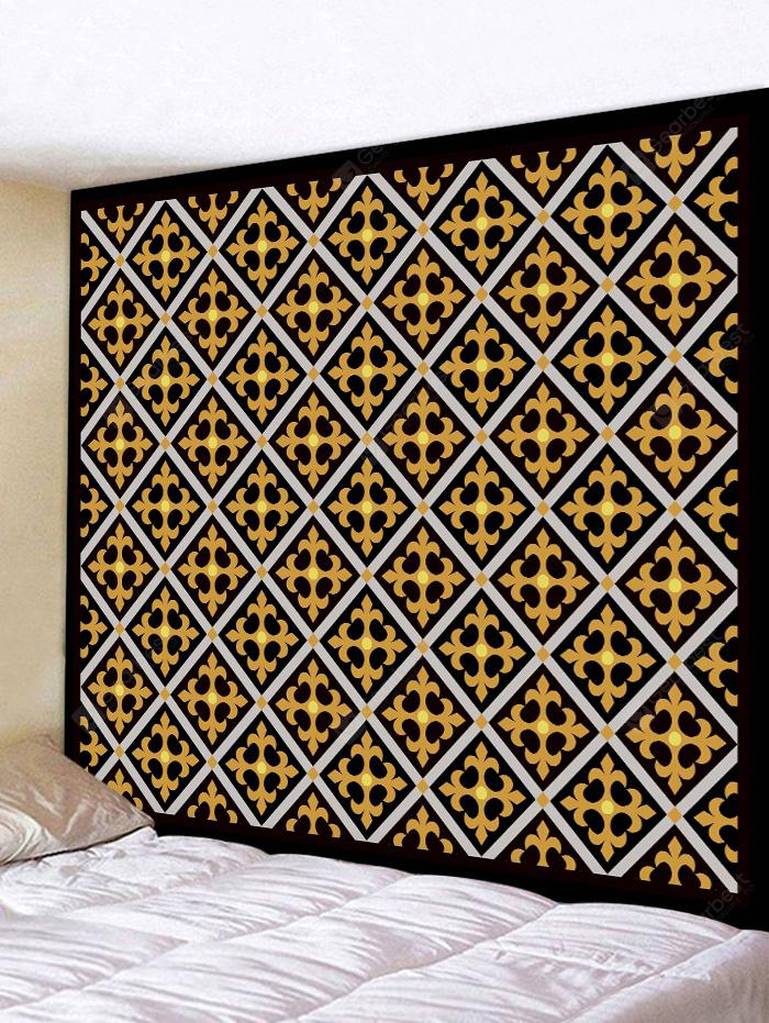 Patterned Tapestry Wall Hanging Art Decor
