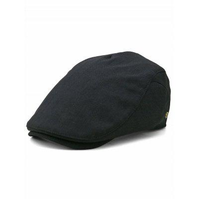 Simple Striped Pattern Breathable Newsboy Cap
