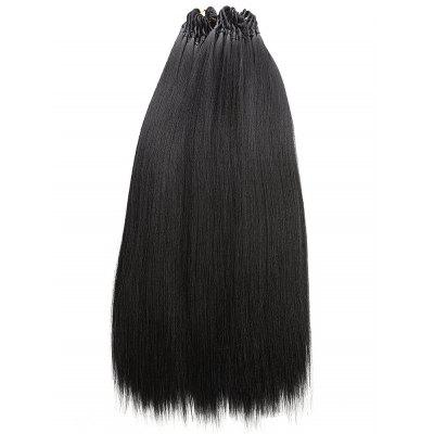 3Pcs Long Straight Synthetic Hair Extensions