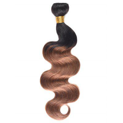 Человеческие волосы Омбре Волнистый Волос Плетение Hair Weaves,Hair Wefts,Human Hair,Body Wave,Real Natural Hair,Real Hair Wigs,Ombre Hair Weave,Indian Hair,Virgin Hair фото