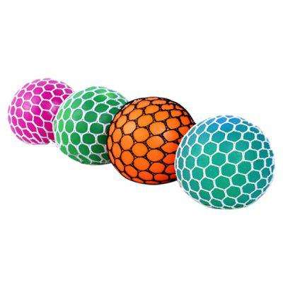 Mesh Grape Ball Decompression Squishy Toy