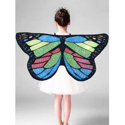 Lightweight Butterfly DIY Painting Shawl Scarf