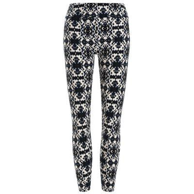 Patterned Stretchy Leggings