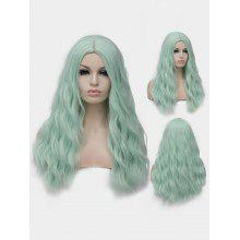 Center Parting Long Natural Wavy Party Lolita Synthetic Wig