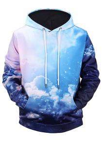 0da9254e3e1a 3D print in Men s Hoodies   Sweatshirts - Online Shopping