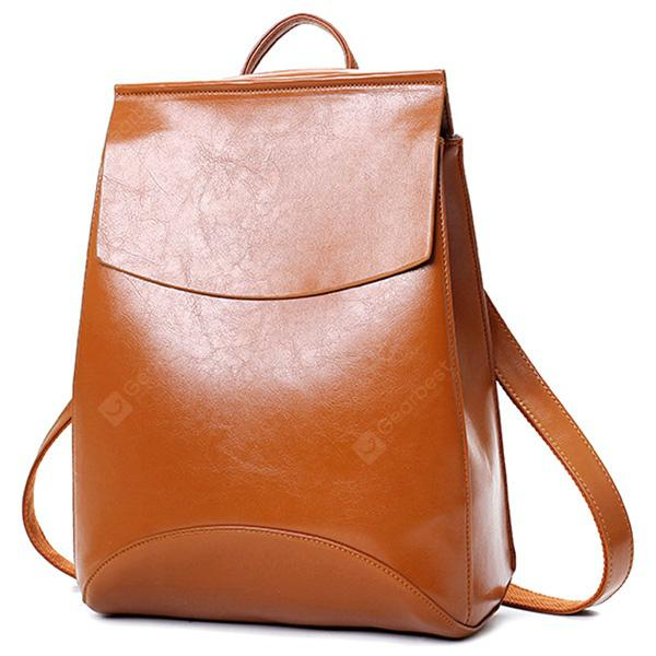 <b>Portable PU</b> Leather Backpack | Stylebest <b>Mobile</b>