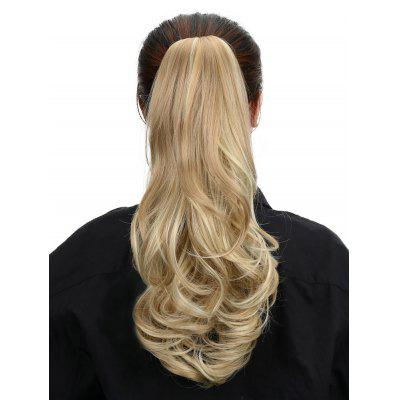 Long Wavy Hair Extension Synthetic Ponytail