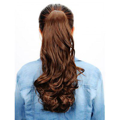 Hair Extension Synthetic Long Wavy Ponytail