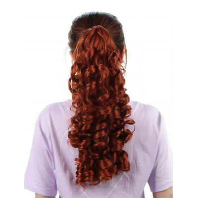 Long Loose Wave Synthetic Ponytail