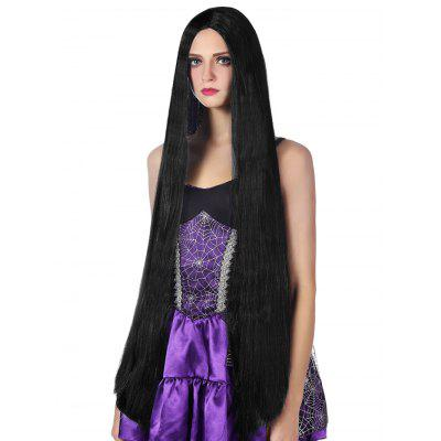 Ultra Long Straight Cosplay Synthetic Wig