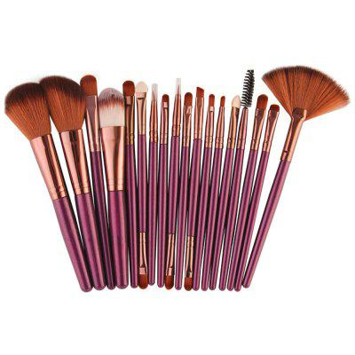 Practical Facial Makeup Brushes Kit