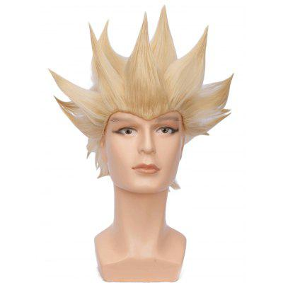 Short Layer Straight Synthetic Cosplay Wig