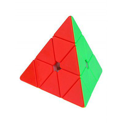 Puzzle Toy Magnetic Pyramid Magic Cube