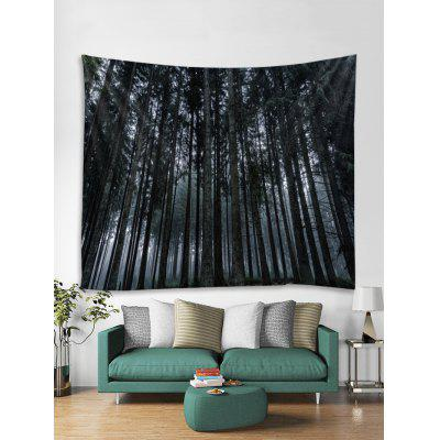Wall Art Forest Print Hanging Tapestry
