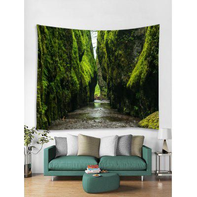 Mountains Scenery Print Tapestry Wall Art