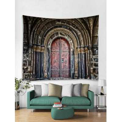 Palace Door Print Tapestry Wall Hanging Decoration